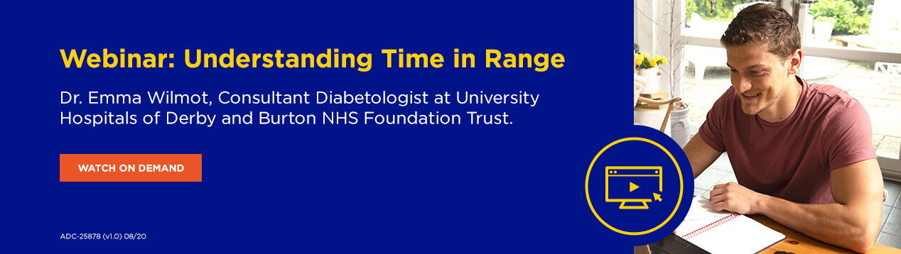 Time in Range Webinar Banner