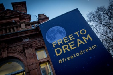Abbott hosts first ever sleepover at London Planetarium for children with T1 diabetes