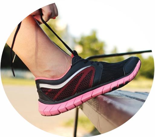 runner shoe