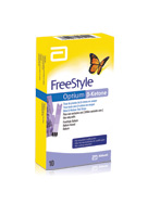 FreeStyle Optium β Ketone Test Strips