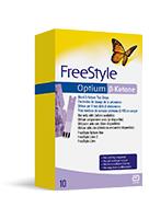 FreeStyle Optium β Ketone Test Strips