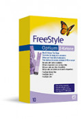 FreeStyle Optium Blood β Ketone Test Strips